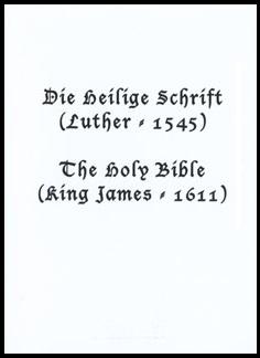 German-English-Bible